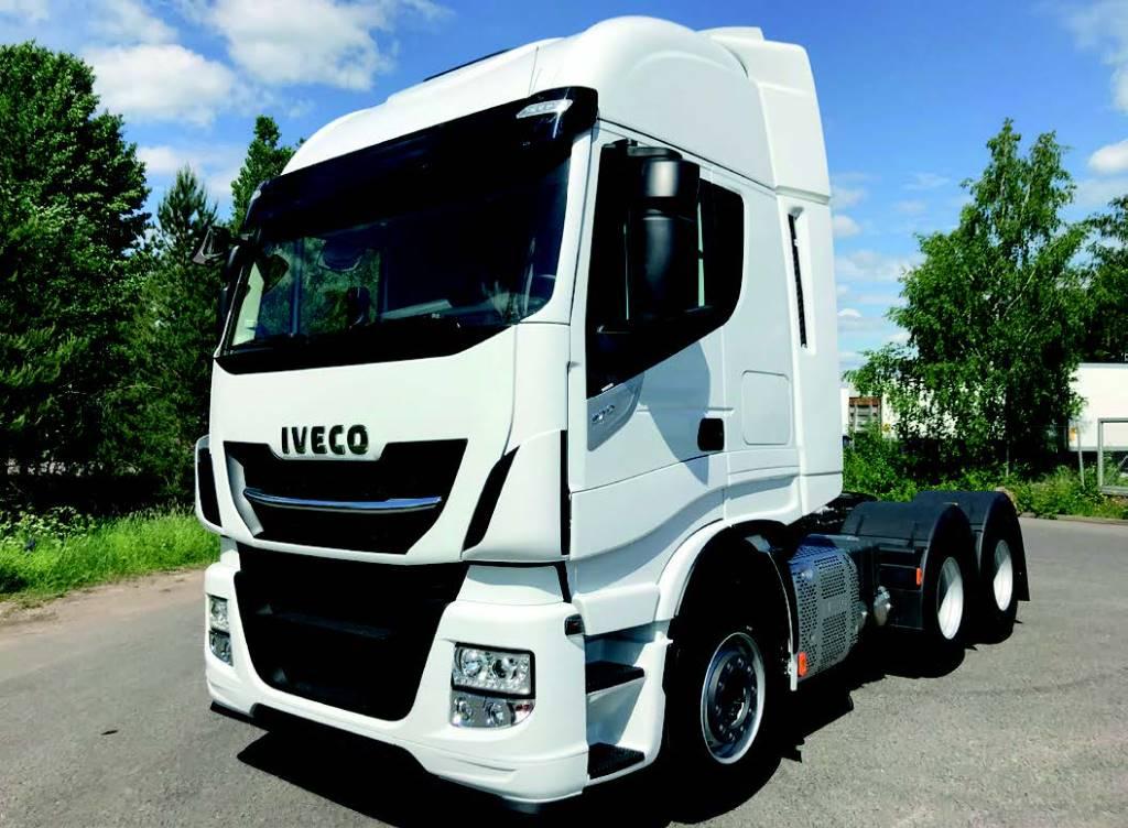 Iveco Stralis AS440S57 TZ/P -HM C13 6x4, Vetopöytäautot, Kuljetuskalusto