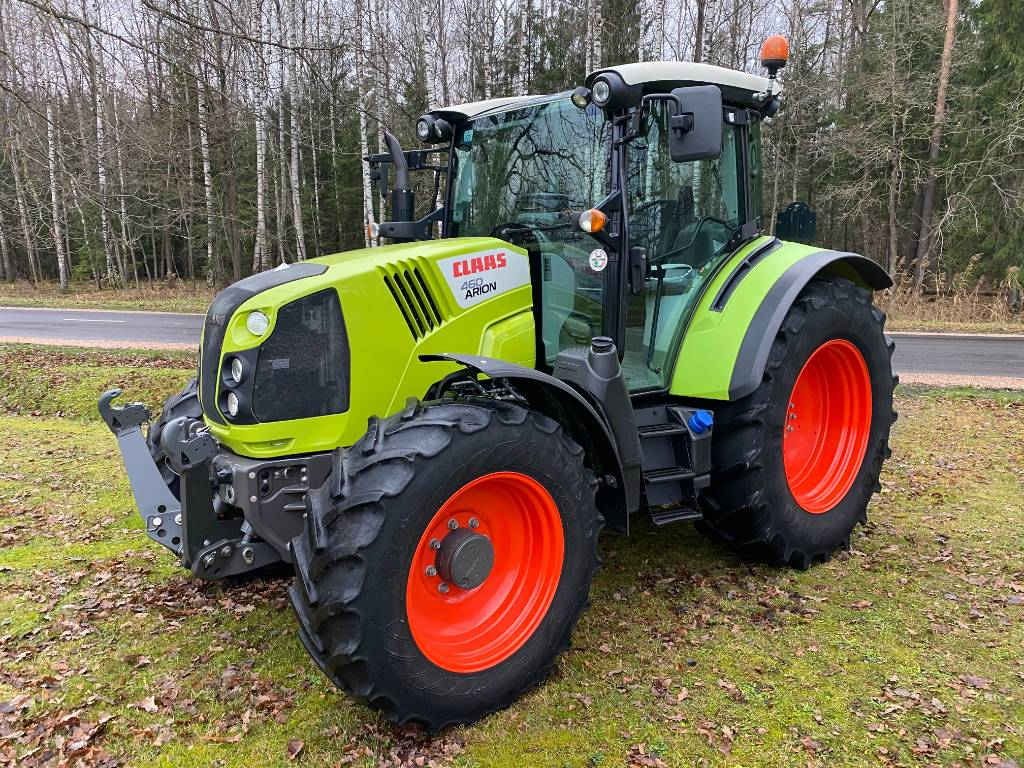 CLAAS Arion 460 CIS, Tractors, Agriculture
