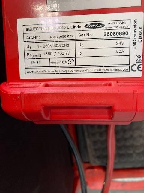 Linde N20HP/132, Low lift order picker, Material Handling