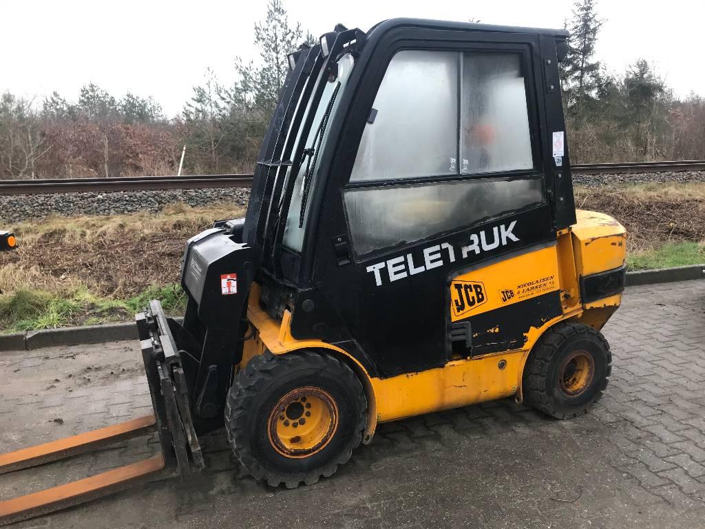 JCB TLT 30 D, Diesel gaffeltrucks, Trucks