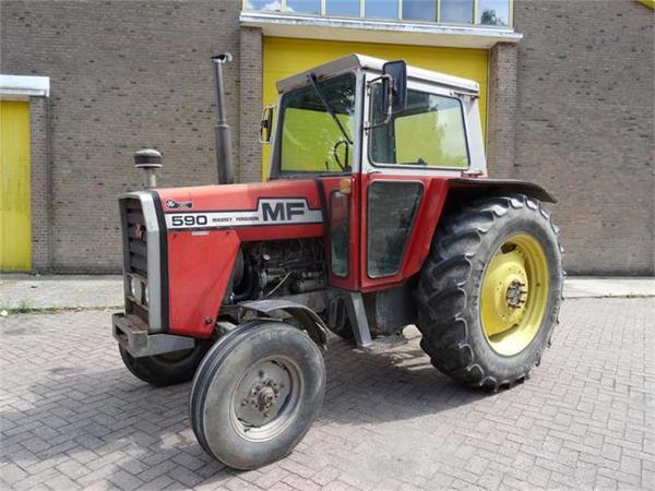 Massey Ferguson 590, Tractoren, Landbouw