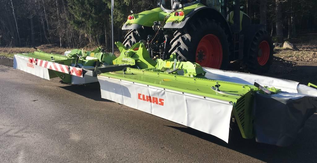 CLAAS Disco 8400 C Contour, Niidukid, Põllumajandus