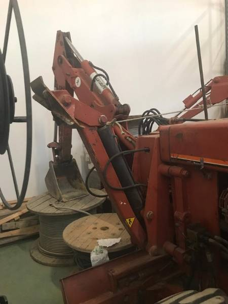 Ditch Witch Trencher Gommato Ditch Witch 6510 D, Scavafossi, Costruzioni