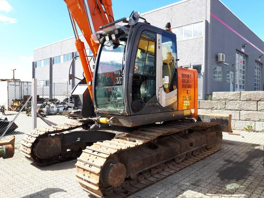 Hitachi ZX 225 USR LC-3, Crawler Excavators, Construction Equipment
