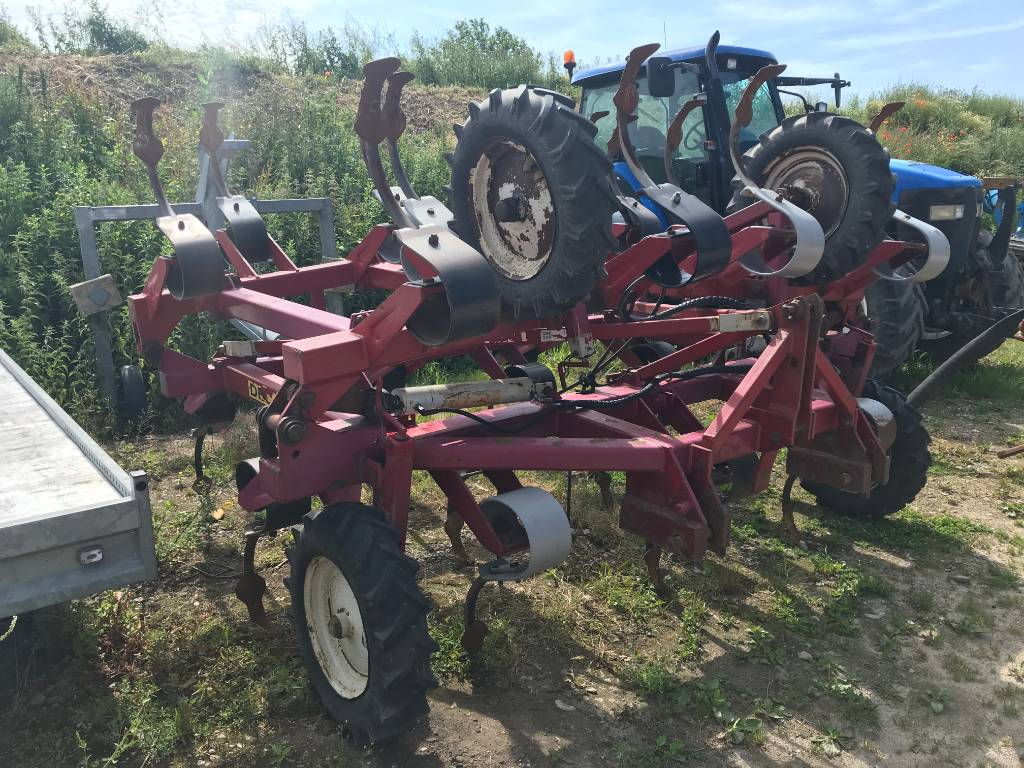 Kongskilde Vibroflex 4000, Cultivatoren, All Used Machines