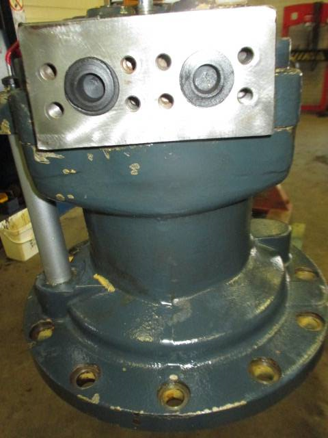 Hyundai Swing Motor, Robex 210, Hydraulics, Construction