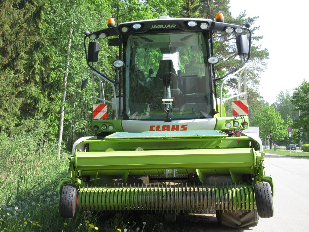 CLAAS Jaguar 930, Forage harvesters, Agriculture