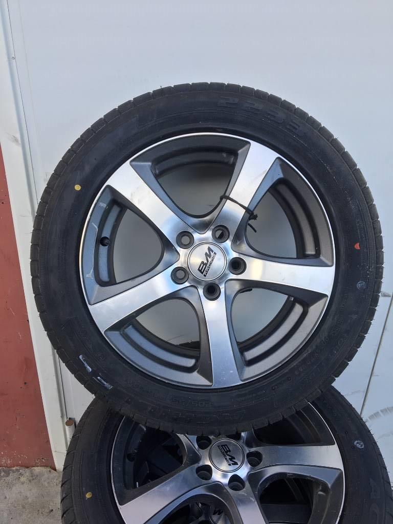 [Other] Däck & Fälgpaket Ford/Volvo, Däck, hjul och fälgar, Transportfordon
