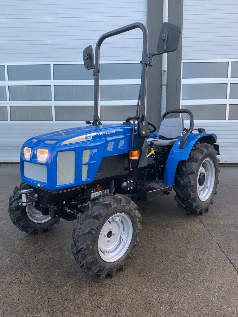 BCS Vivid 400 DT, Tractoren, Werktuigen