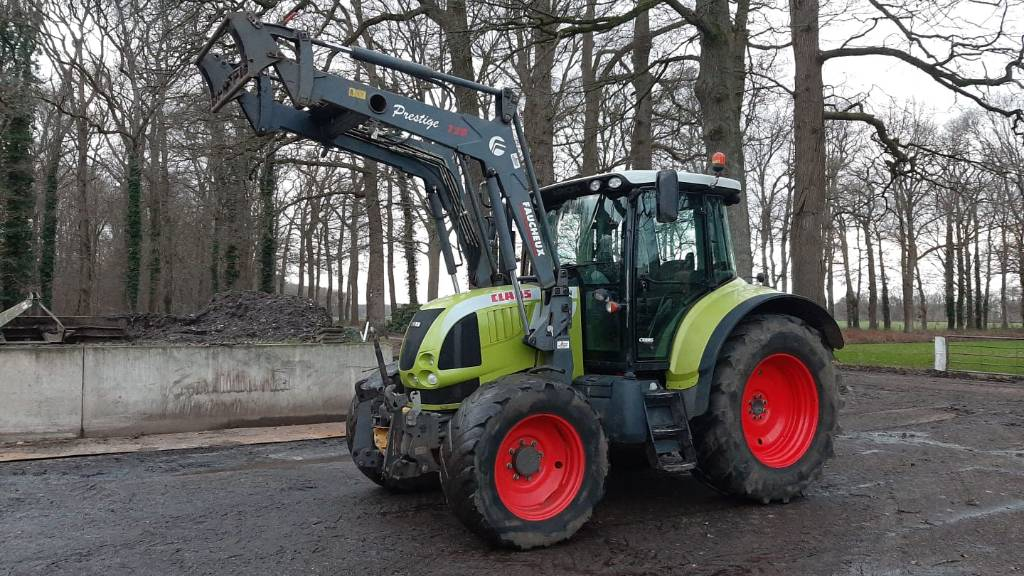 CLAAS Arion 530 Cebis, Tractors, Agriculture