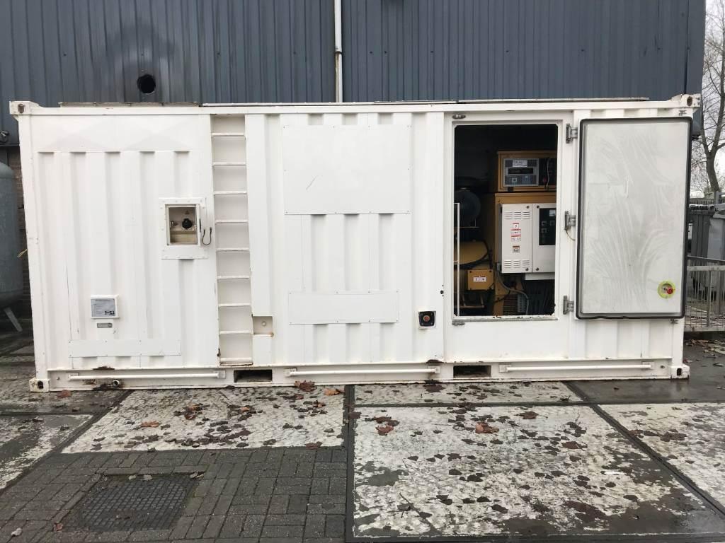 Caterpillar XQ 600 - Generatorset - 3412 - 600 kVa -DPH 105732, Diesel Generators, Construction