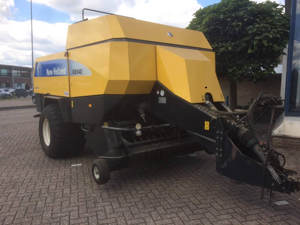New Holland BB940A, Square Balers, Agriculture