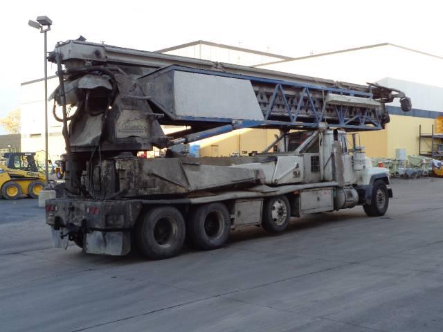 Putzmeister Telebelt TB 105, Boom Pumps, Construction Equipment