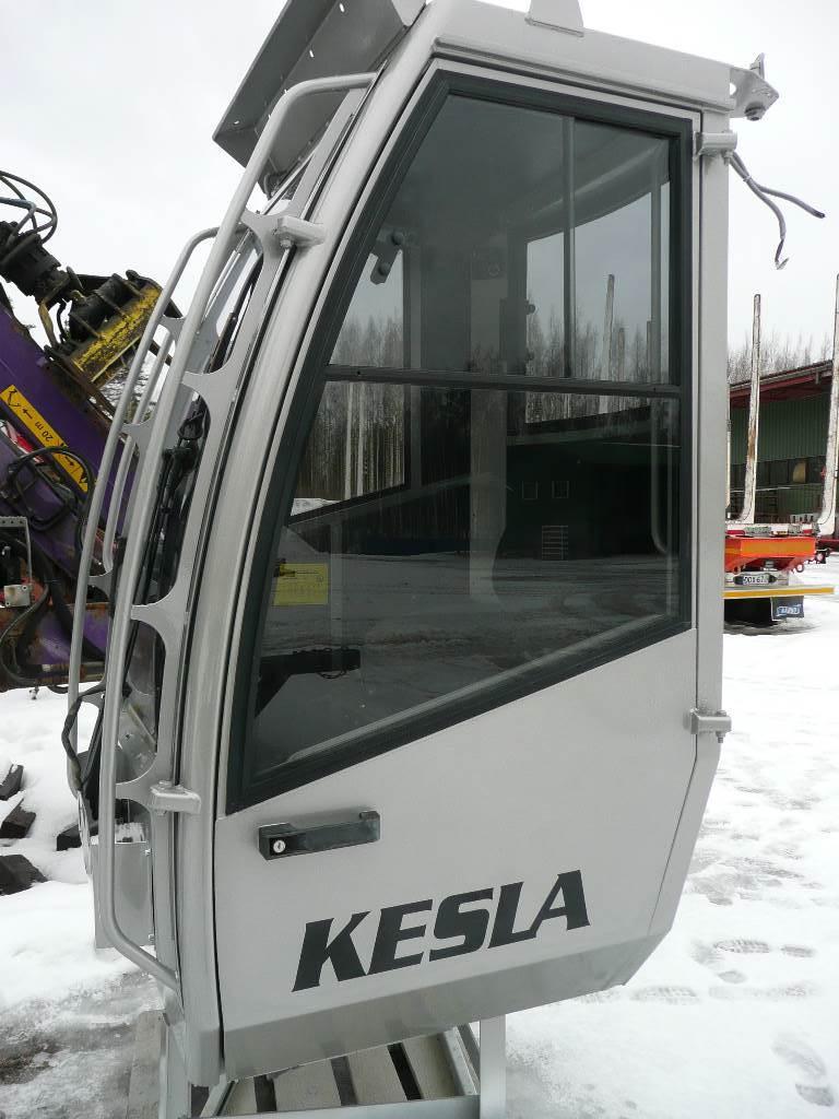 Kesla Ohjaamo, SR, Timber cranes, Transportation