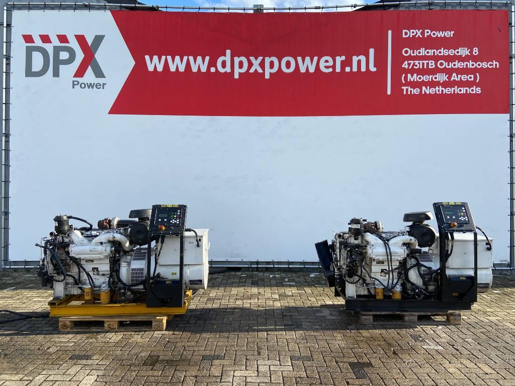 Caterpillar C6.6 - 179 kVA Marine Generator - DPX-12420, Diesel generatoren, Bouw