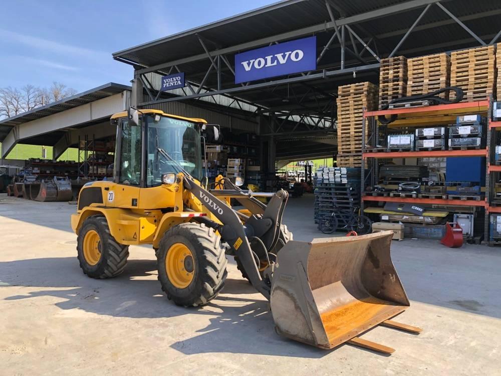 Volvo L35G, Skid Steer Loaders, Construction Equipment