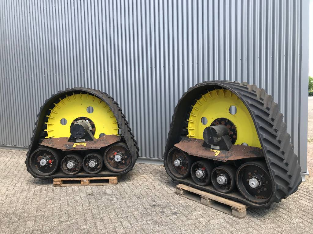 John Deere H-TRAK, Tracks, chains and undercarriage, Agriculture