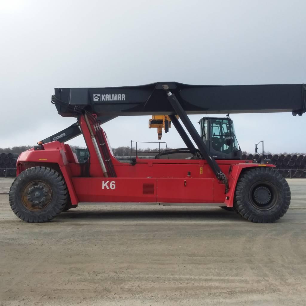 Kalmar DRG450-75S5X, Reach-Stacker, Flurförderzeuge