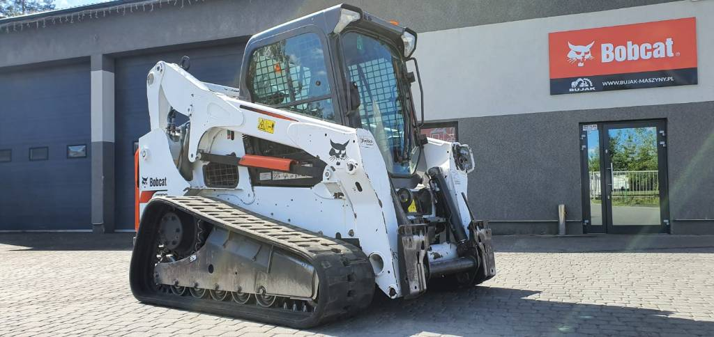 Bobcat T 770, Skid Steer Loaders, Construction Equipment