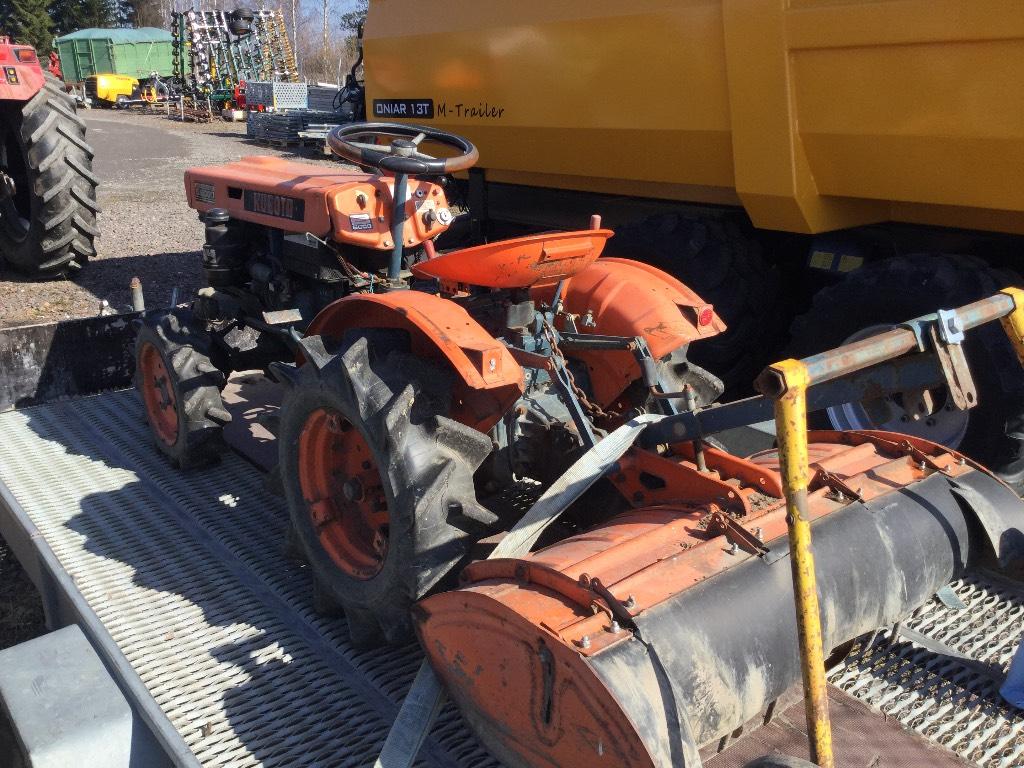 Kubota B 6000, Traktorit, Maatalouskoneet