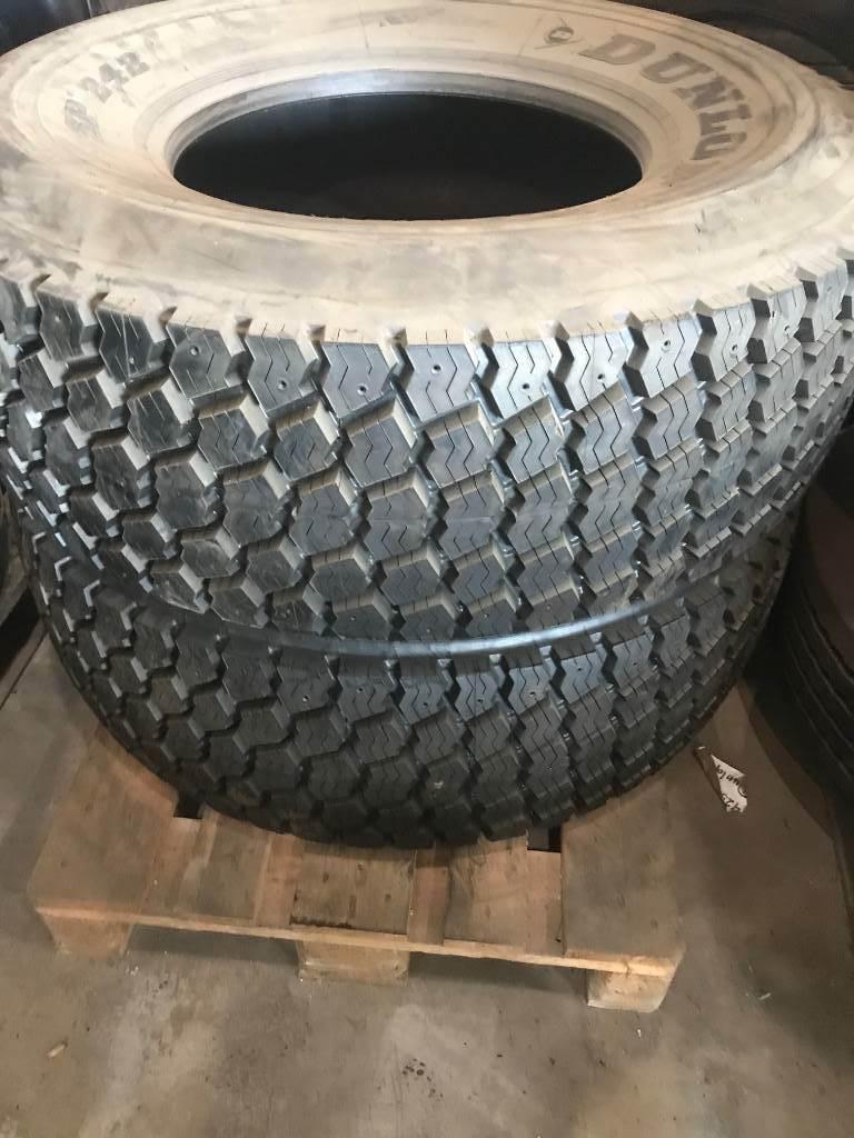 Dunlop SP242 425/65R22,5, Dekk, hjul og felger, Transport