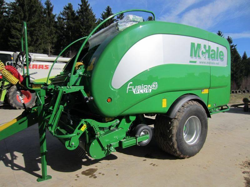 McHale Fusion 3 Plus, Enrubanneuse, Agricole
