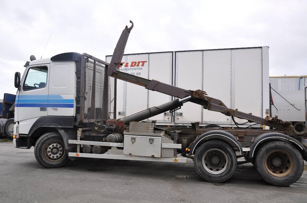 Volvo FH12 420 6X2 Parabel, Lastväxlare/Krokbilar, Transportfordon