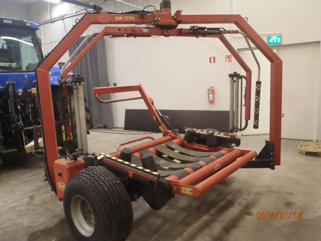 Vicon BW1700, Käärijät, Maatalous