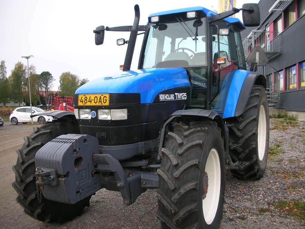 New Holland TM 125