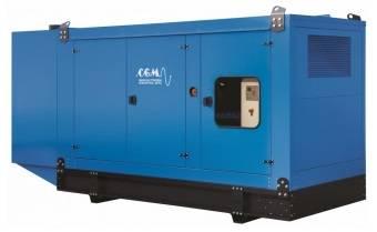 CGM 600F - Iveco 660 Kva generator, Diesel generatoren, Bouw