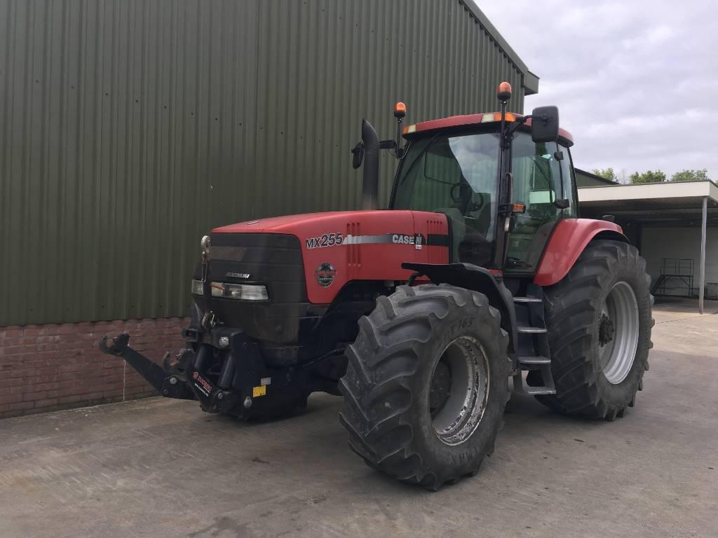 Case IH MX 255, Tractoren, Landbouw