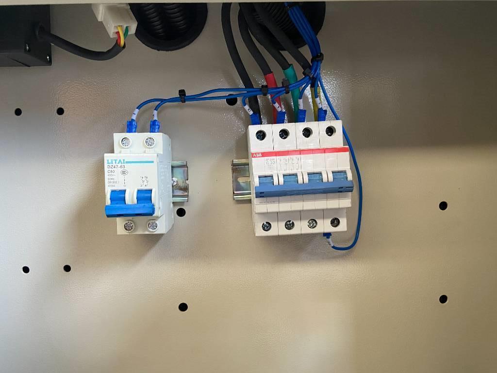 Ricardo 2105D - 15 kVA Generator - DPX-19700, Diesel generatoren, Bouw
