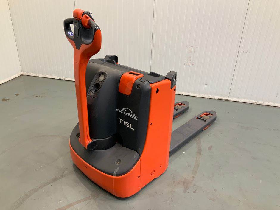 Linde T16 L 1152 Serie, Low lifter, Material Handling