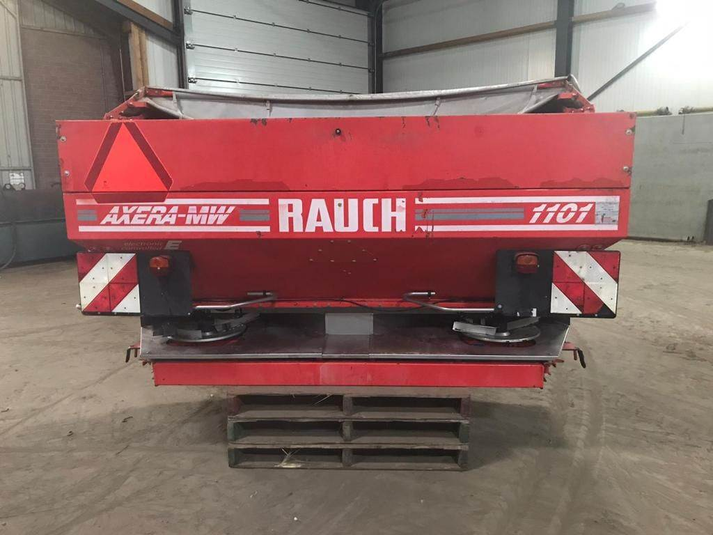 Rauch Axera-MW 1101, Mineral spreaders, Agriculture