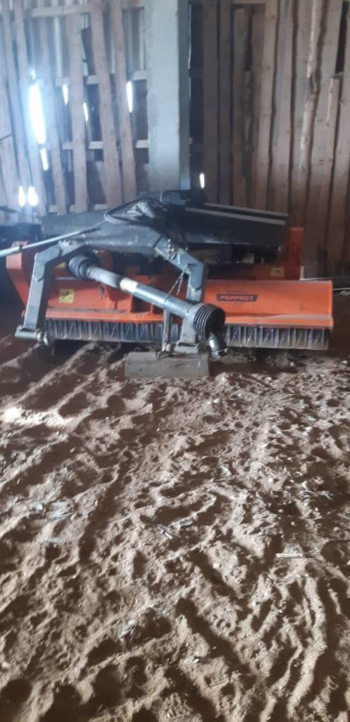 [Other] VanWamel NX-460, Niidukid, Põllumajandus