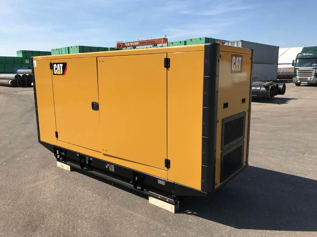 Caterpillar C7.1 E0 - Generator Set 165 kVa - DPH 98008, Diesel Generators, Construction