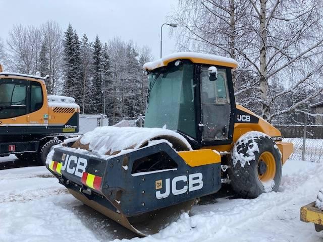 JCB VM 117 Oulu, Yksivalssijyrät, Maarakennus