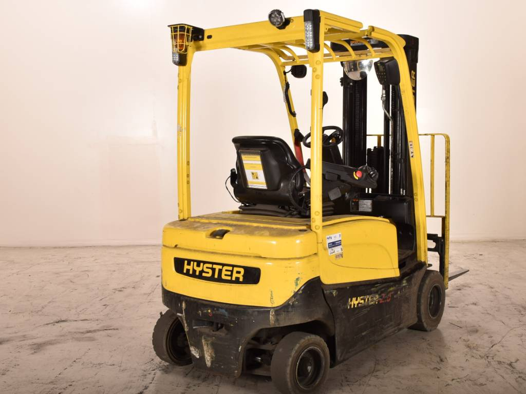 Hyster J 2.0 XN LWB, Elektrische heftrucks, Laden en lossen