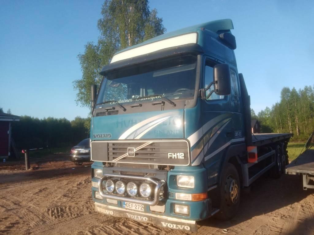 Volvo FH12, Kuorma-autoalustat, Kuljetuskalusto