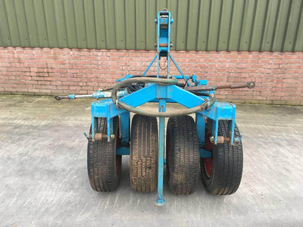 Lemken front banden packer, Overige grondbewerkingsmachines en accessoires, Landbouw
