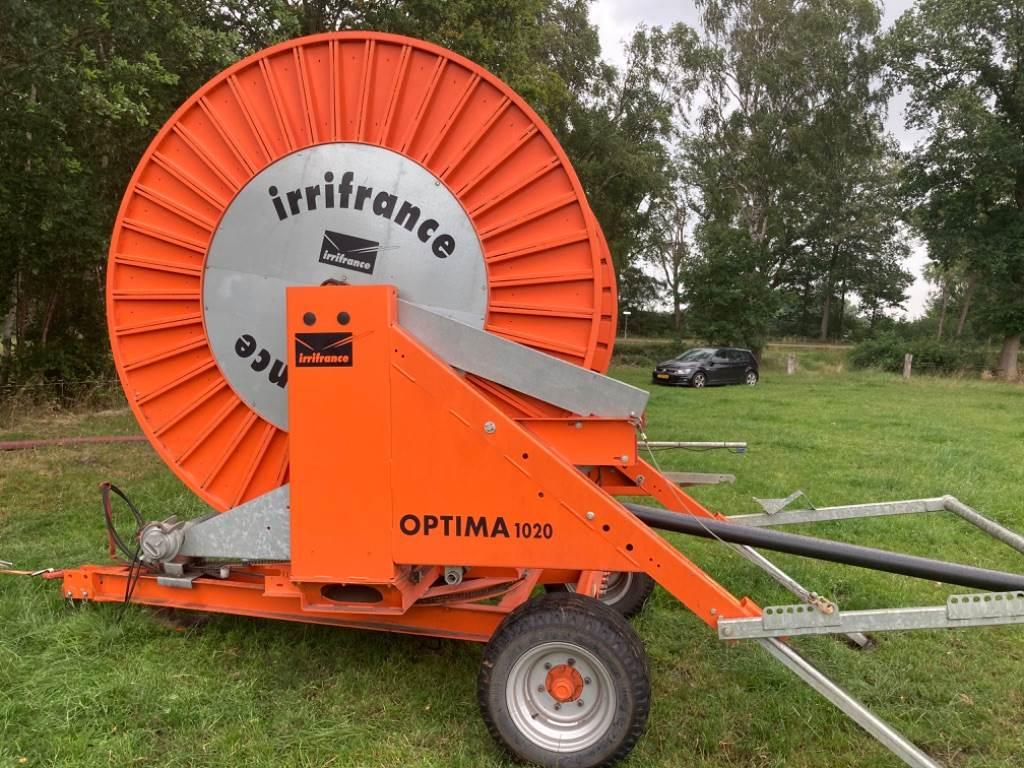 Irrifrance 1020, Forage harvester headers, Agriculture