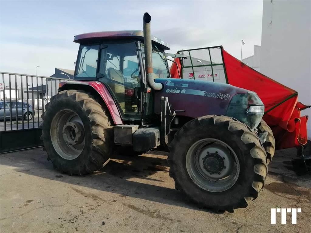 Case IH MXM 140, Tractores, Agricultura