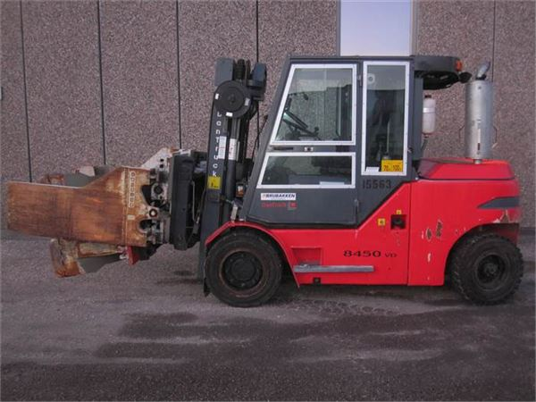 Dantruck 8050DG2, Diesel Trucker, Truck