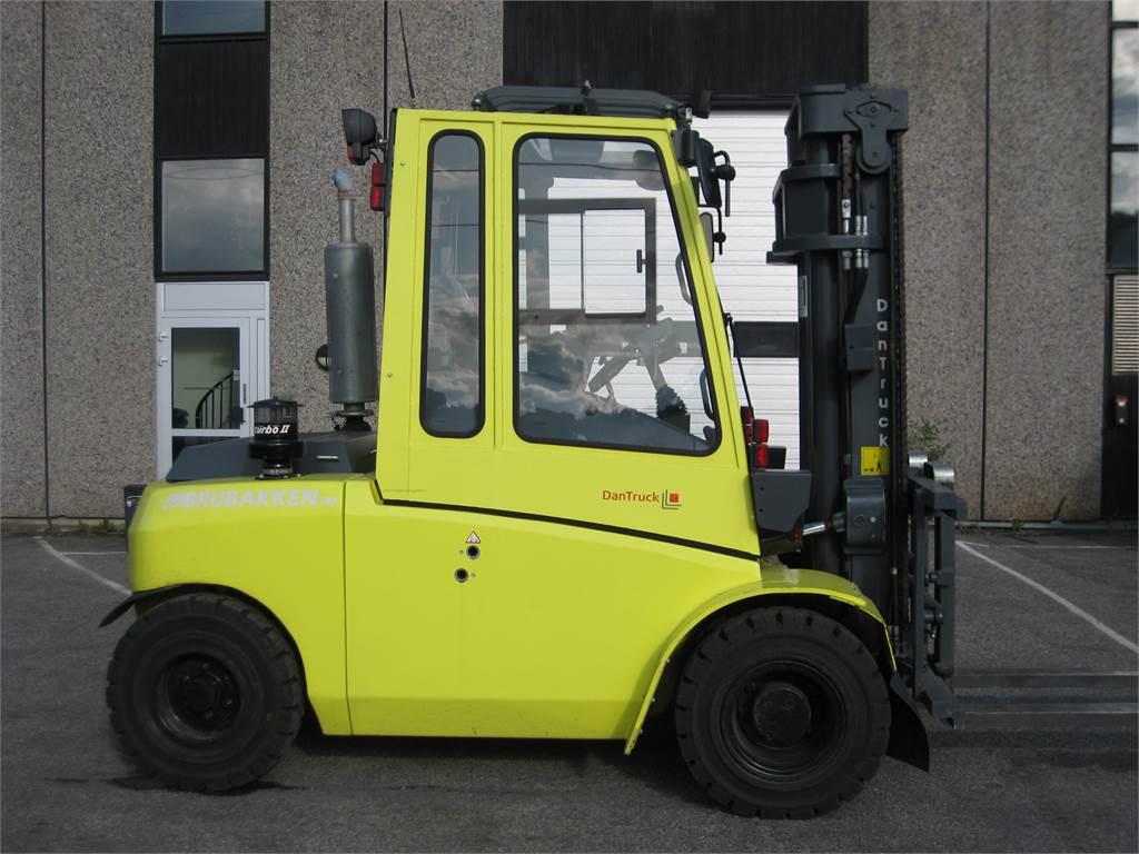 Dantruck 9466POWER, Diesel Trucker, Truck
