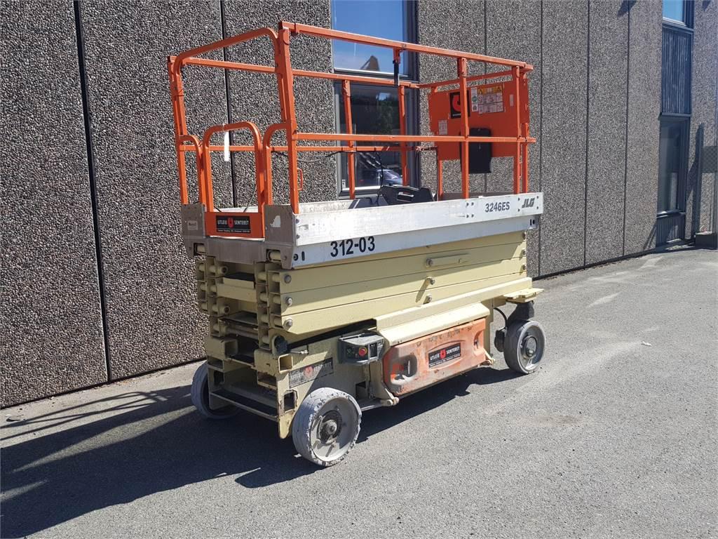 JLG 3246ES, Andre personløftere og plattformer, Anleggsmaskiner
