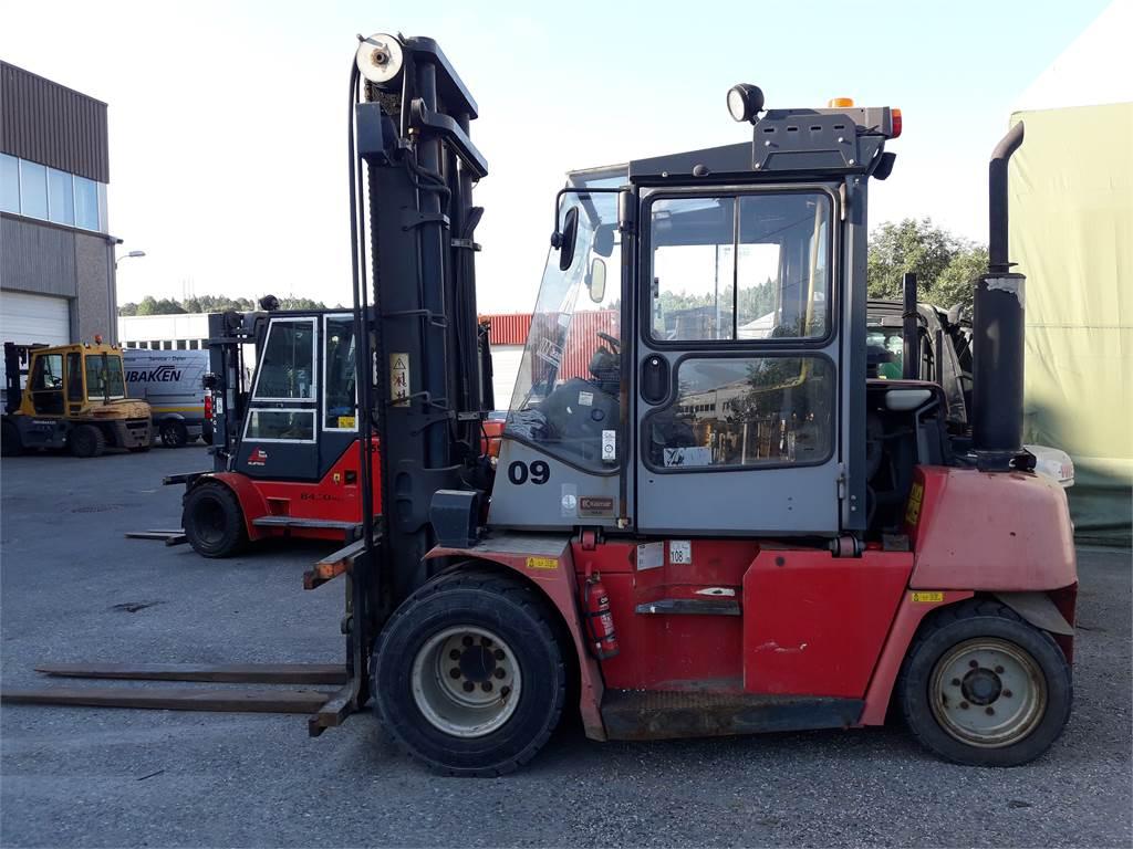 Kalmar DCE50/6HM, Diesel Trucker, Truck