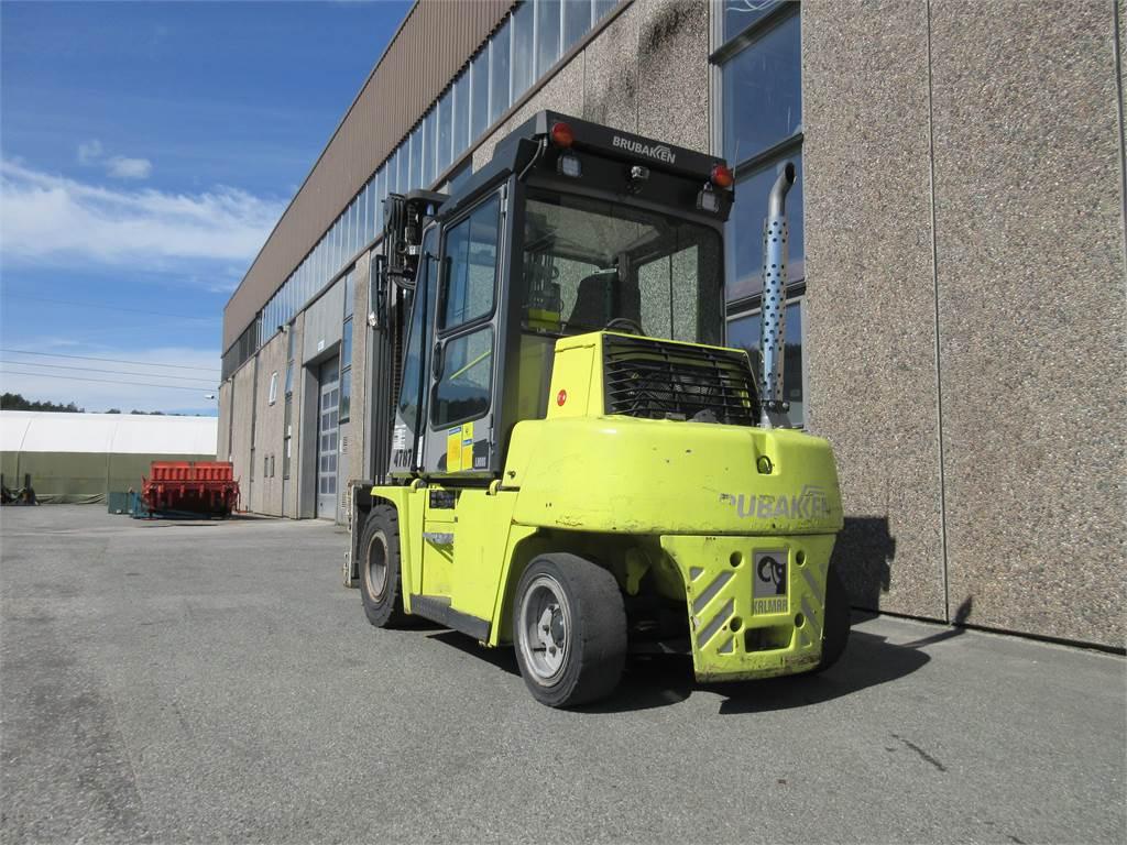 Kalmar DCF55/6HM, Diesel Trucker, Truck