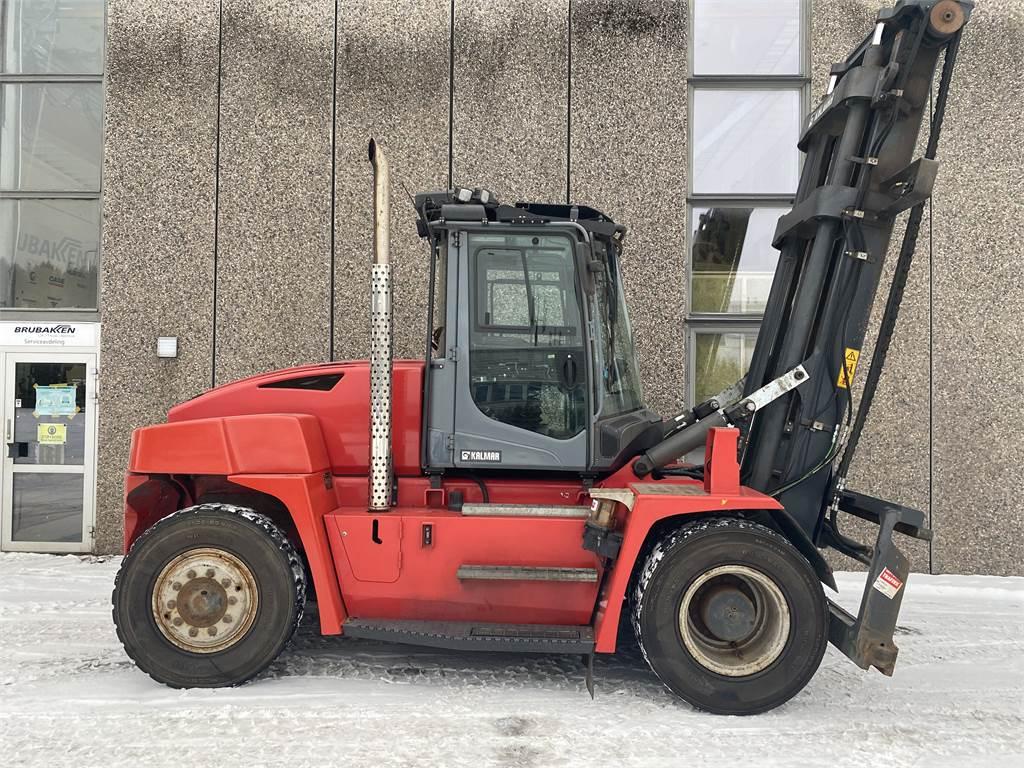Kalmar DCG 100-6, Diesel Trucker, Truck
