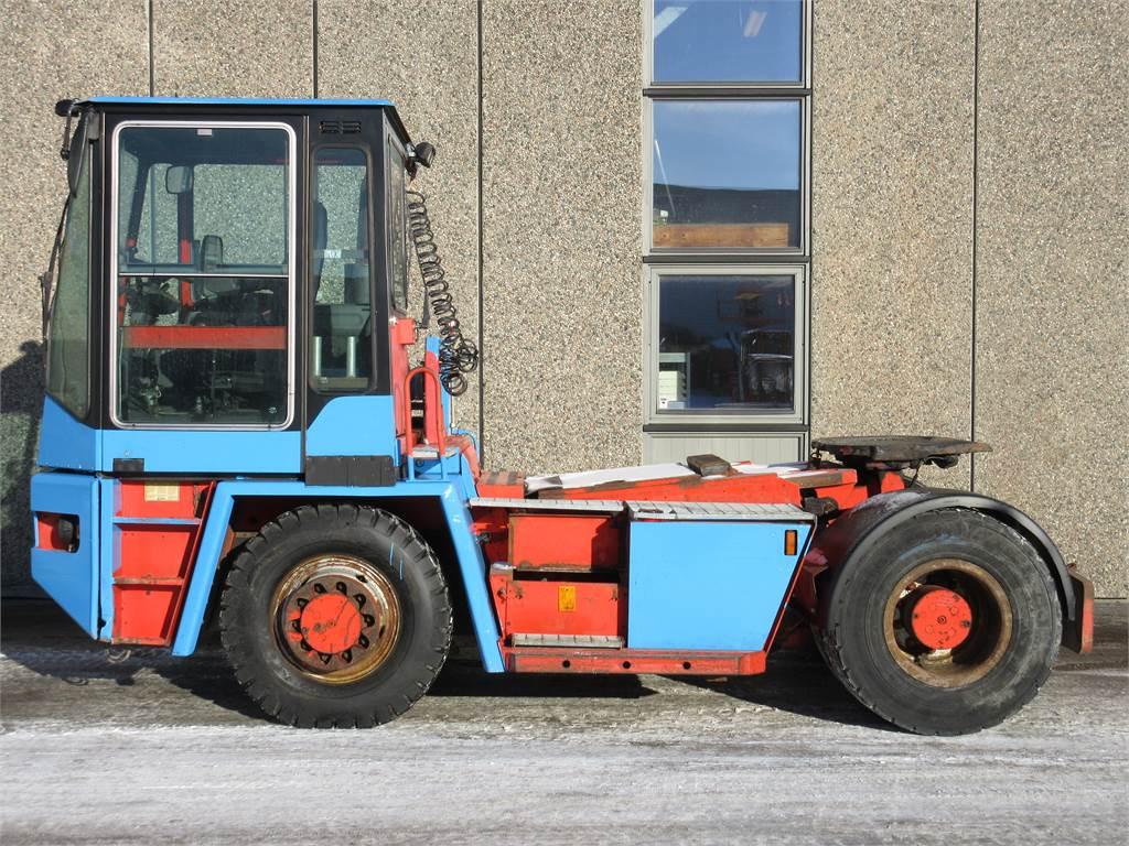Kalmar DTC360-44, Terminaltraktor, Truck
