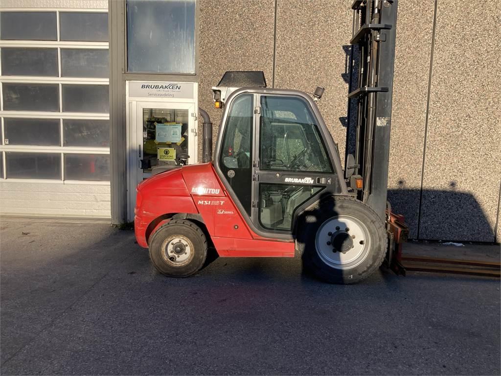 Manitou MSI35T, Diesel Trucker, Truck